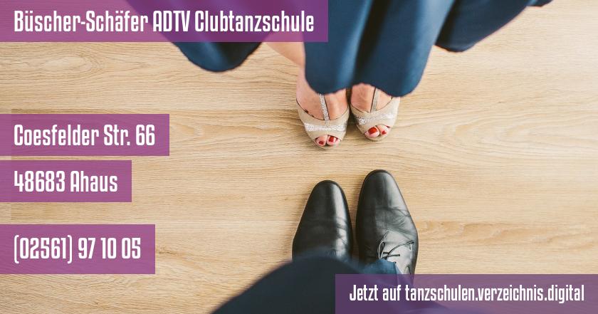 Büscher-Schäfer ADTV Clubtanzschule auf tanzschulen.verzeichnis.digital