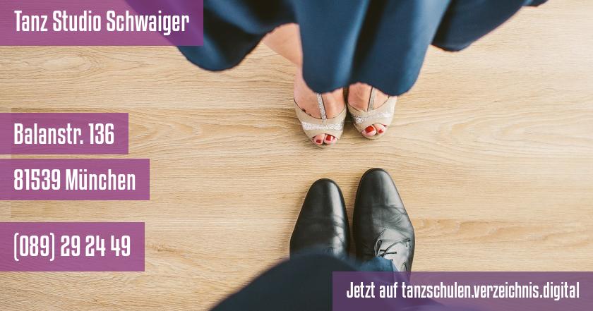 Tanz Studio Schwaiger auf tanzschulen.verzeichnis.digital