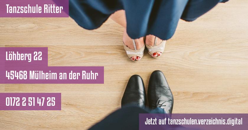Tanzschule Ritter auf tanzschulen.verzeichnis.digital