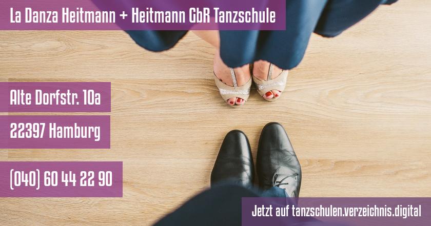 La Danza Heitmann + Heitmann GbR Tanzschule auf tanzschulen.verzeichnis.digital