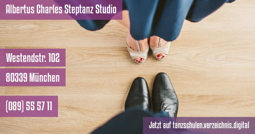 Albertus Charles Steptanz Studio auf tanzschulen.verzeichnis.digital