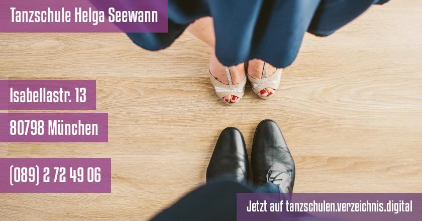 Tanzschule Helga Seewann auf tanzschulen.verzeichnis.digital