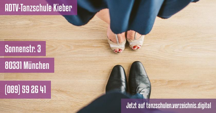ADTV-Tanzschule Kieber auf tanzschulen.verzeichnis.digital